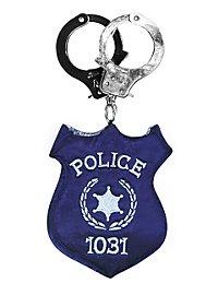 Polizei Handtasche