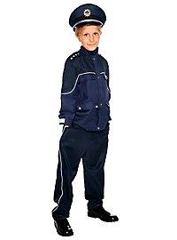 Polizei Kinderkostüm