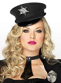 Polizeimütze klein