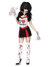 Pom-pom girl zombie Déguisement