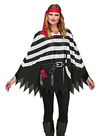 Poncho de pirate
