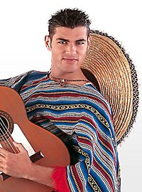 Poncho Mexican Costume