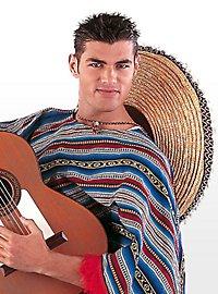 Poncho Mexikaner Kostüm