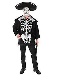 Poncho squelette