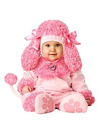 Poodle Infant Costume