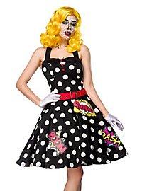 Pop Art Girl Kostüm