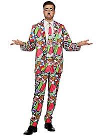 Pop Art Party Suit