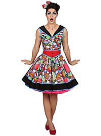 Pop Art Partykleid
