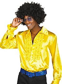 Pop Singer Shirt yellow