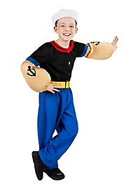 Popeye Costume for Kids