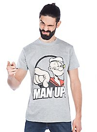 Popeye T-Shirt Man Up!