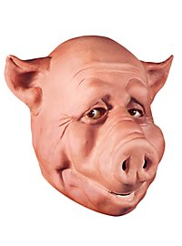 Porc Masque en mousse de latex