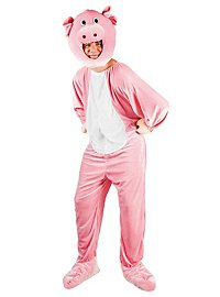 Porky Mascot Costume