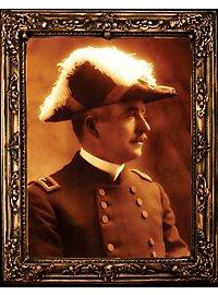 Portrait d'horreur «Amiral loup garou»