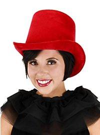 Postilion Hat red