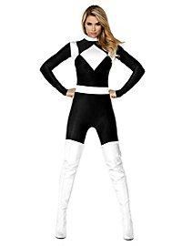 Power Danger Catsuit black
