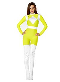 Power Danger Catsuit gelb