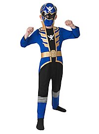 Power Rangers Megaforce blau Kinderkostüm