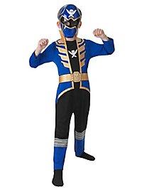 Power Rangers Megaforce blau Kinderkostüm