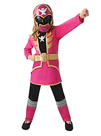 Power Rangers Megaforce pink Kinderkostüm