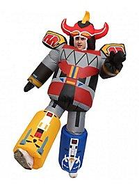 Power Rangers Megazord Aufblasbares Kostüm