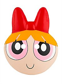 Powerpuff Girls Blossom Kindermaske aus Kunststoff