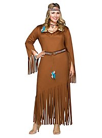Prairie Native American costume, female
