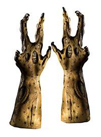Predalien Hände aus Latex