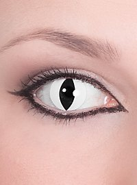 Predator white Effect Contact Lenses