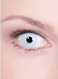 Prescription Contact Lens light blue