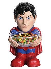Présentoir à friandises Superman