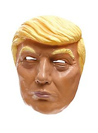 President Trump Maske aus Kunststoff