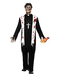 Priest Zombie Costume