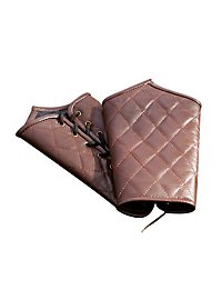 Prince Leather Bracers