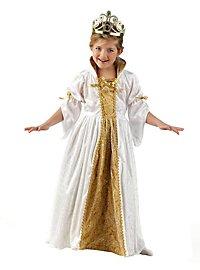 Princesse dorée Déguisement Enfant