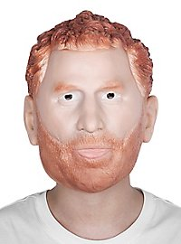 Prinz Harry Maske