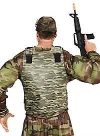 Protective vest Camouflage