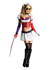 Psycho Doctor Harley Quinn Costume