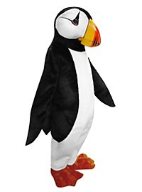 Puffin the Penguin Mascot