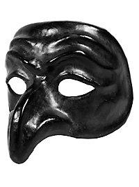 Pulcinella nero - Venezianische Maske