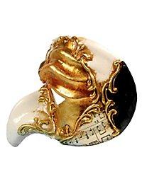 Pulcinella scacchi musica - masque vénitien