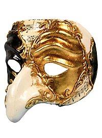 Pulcinella scacchi musica - Venezianische Maske