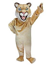 Puma Maskottchen