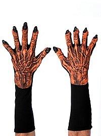 Pumpkin King Claws Gloves