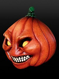 Pumpkin King Head Mask