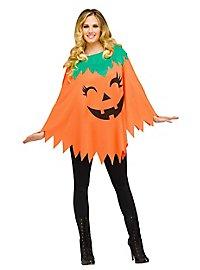 Pumpkin Poncho