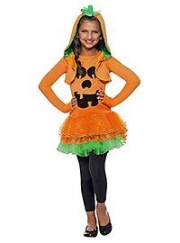 Pumpkin tutu costume for children