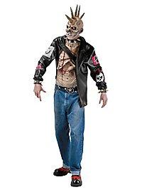 Punk Zombie Kostüm