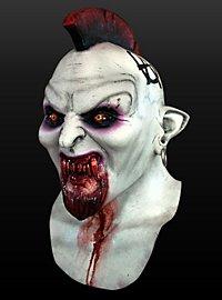 Punkmutant Maske aus Latex