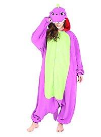 Purple Monster Kigurumi Costume